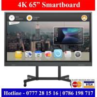 65 inch 4K Abans Smart boards price in Sri Lanka