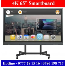 65 inch 4K Abans Smart boards price in Sri Lanka