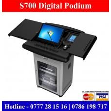 S700 Digital Podium with touch display price Sri Lanka
