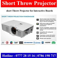 Short Throw Projectors sale in Sri Lanka - Discount Price