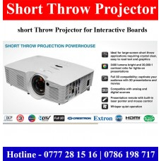 Short Throw Projectors sale in Sri Lanka - Discount Price