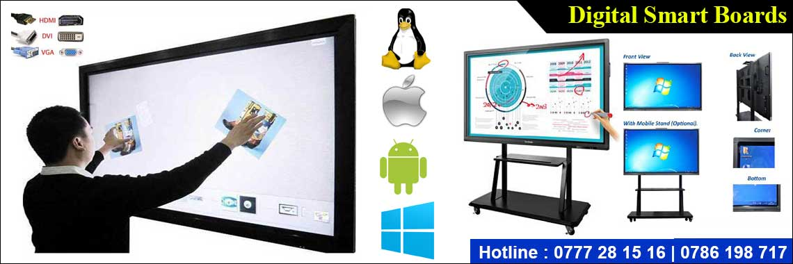 Digital Smart Boards Suppliers Sri Lanka