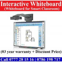 Interactive Whiteboards Sale Sri Lanka. 6'X4' Interactive Boards