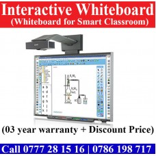 Interactive Whiteboards Sale Sri Lanka. 6'X4' Interactive Boards